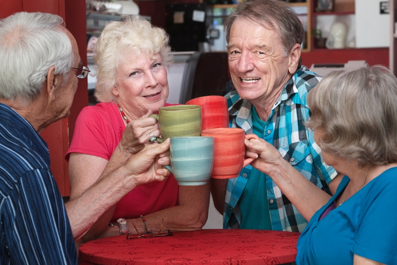 Demographic trends will provide opportunity for aged care providers.