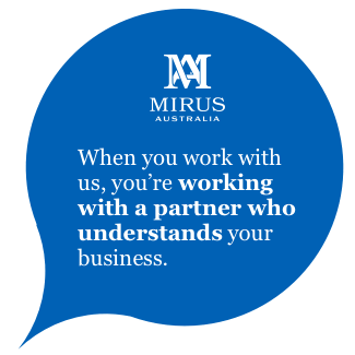 When you work with us, you're working with a partner who understands your business.