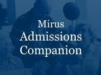 Mirus Admissions Companion