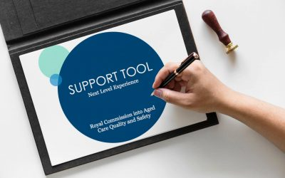 Support tool in response to the Royal Commission into Aged Care Quality & Safety