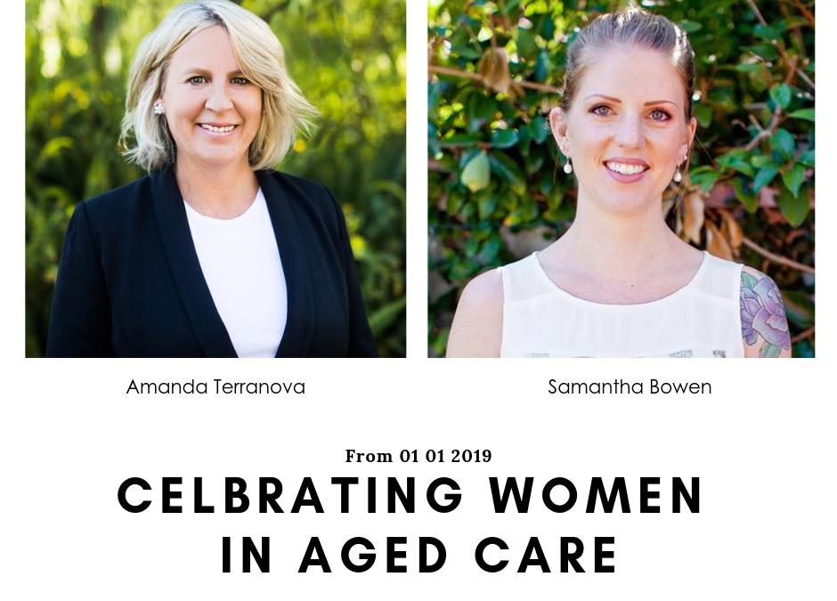 #Celebratingwomeninagedcare
