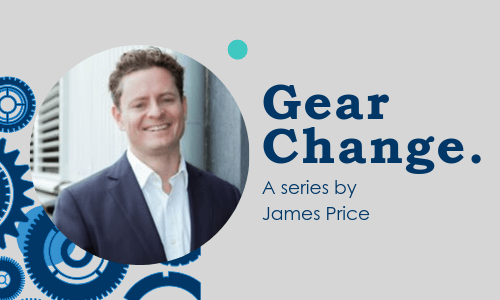 Gear Change James Price